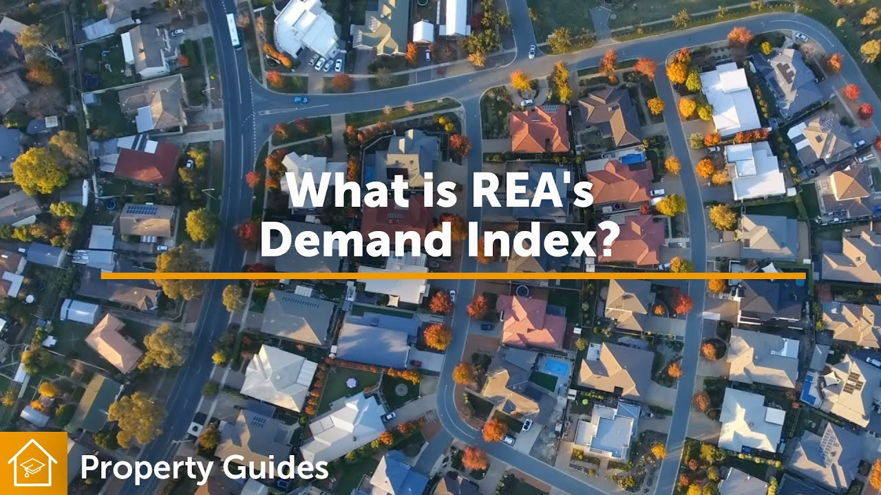 What is REA's Demand Index? | Realestate.com.au