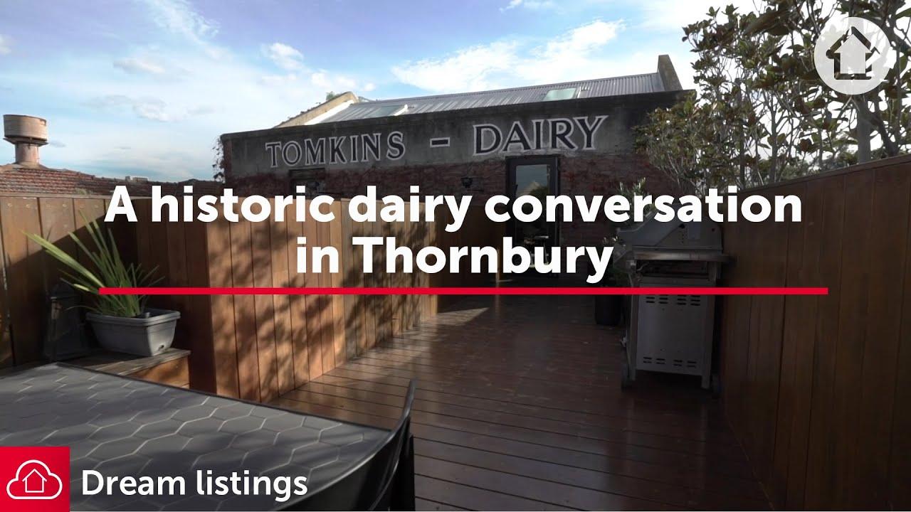 A historic dairy conversation in Thornbury | Realestate.com.au