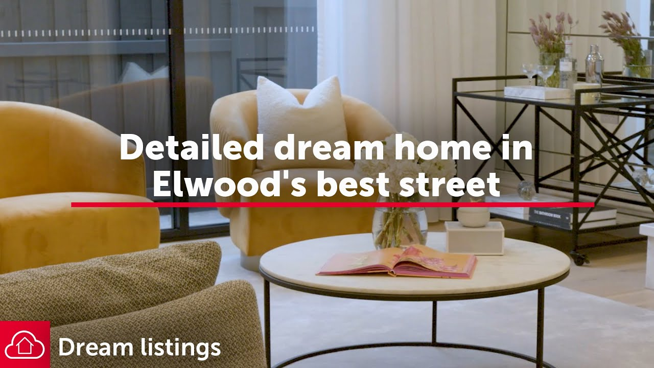Detailed dream home in Elwood's best street | Realestate.com.au