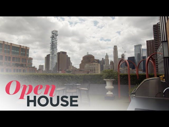 Architect Steven Harris' Modern Penthouse with Dramatic Views | Open House TV