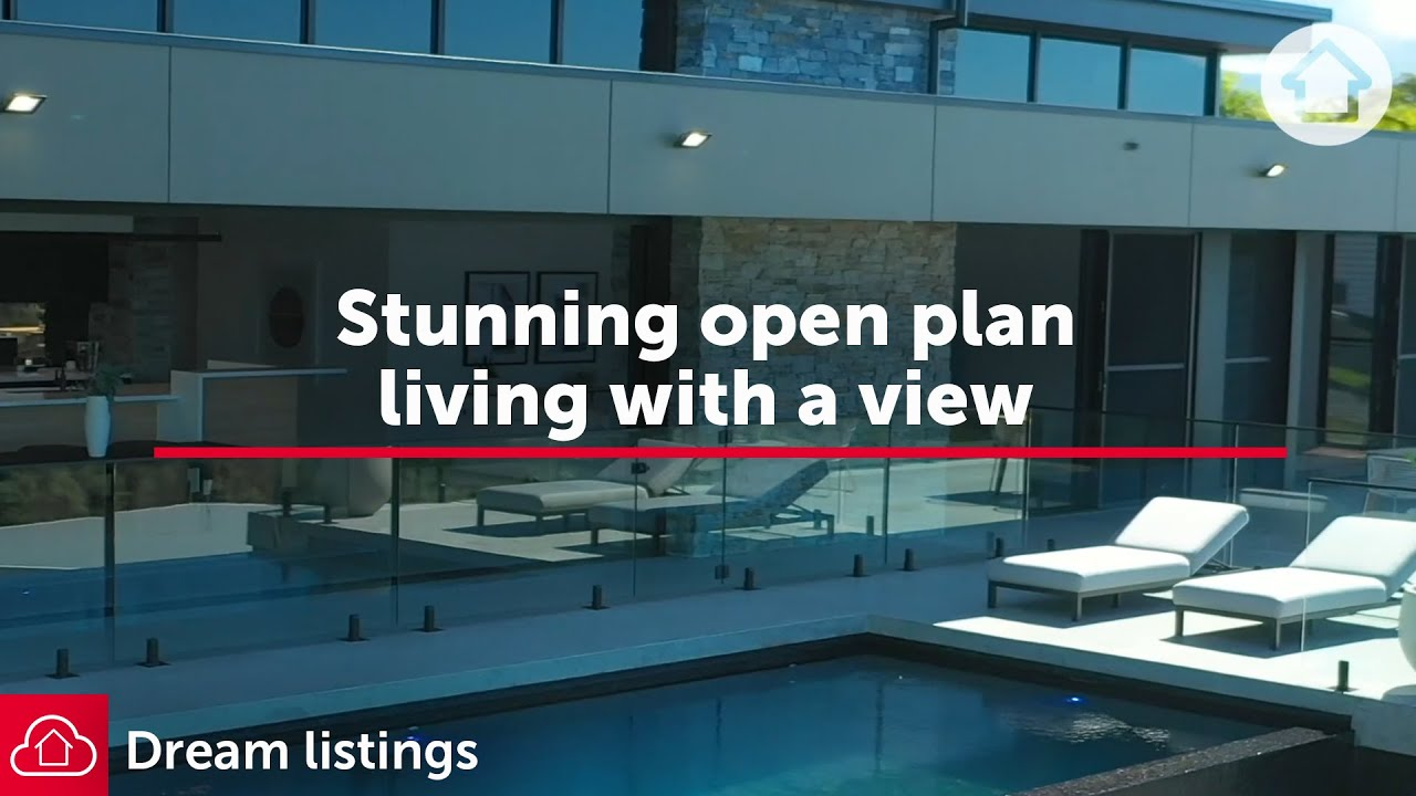 Stunning open plan living with a view | Realestate.com.au