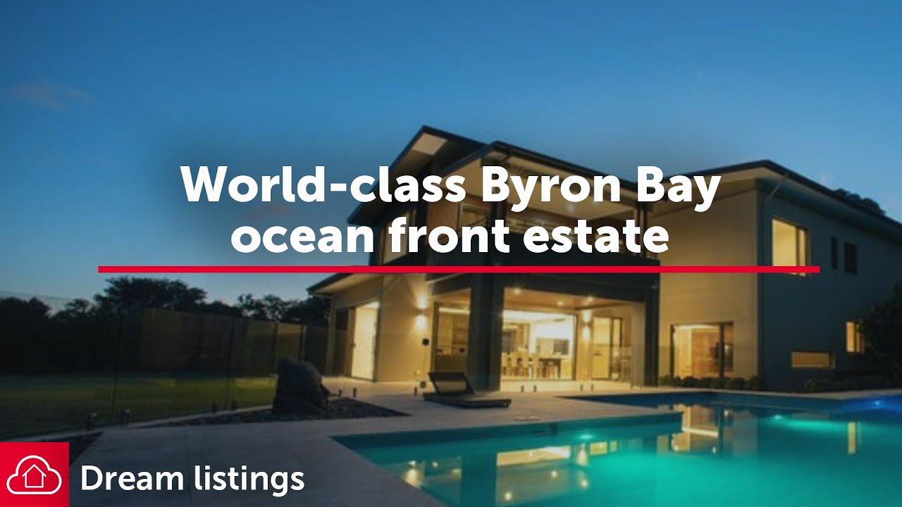 World-class Byron Bay ocean front estate | Realestate.com.au