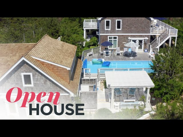 Owner of Famed Hamptons Restaurant, The Lobster Roll aka LUNCH, Shows Off Cottage | Open House TV