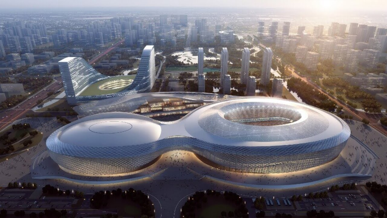 China's Road to Becoming a Sporting Superpower