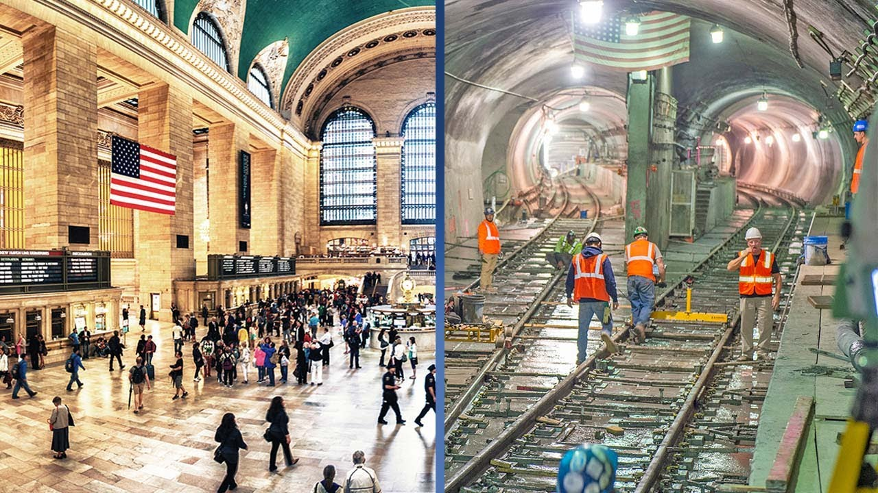 Grand Central's $11BN Underground Expansion