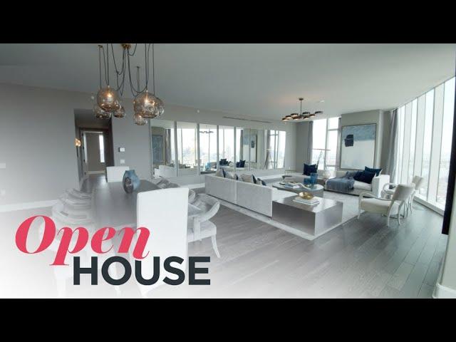 Flatiron District Sleek, Modern Apartment with Spectacular Views | Open House TV