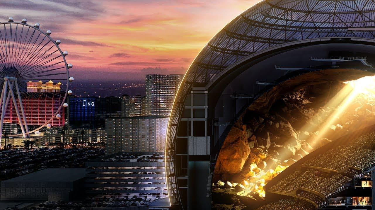 The World-First Entertainment Venue Reshaping Las Vegas' Skyline