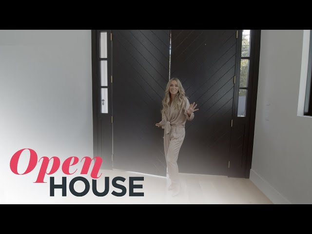 Inside TV Personality Teddi Mellencamp Arroyave's New Family Home in Encino, CA | Open House TV
