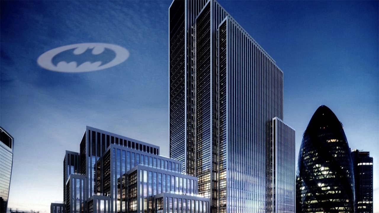 "Building London's ""Gotham City"" Skyscraper"