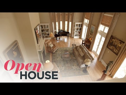 Netflix's Bridgerton Writer Oliver Goldstick Shows Off Los Feliz Home | Open House TV