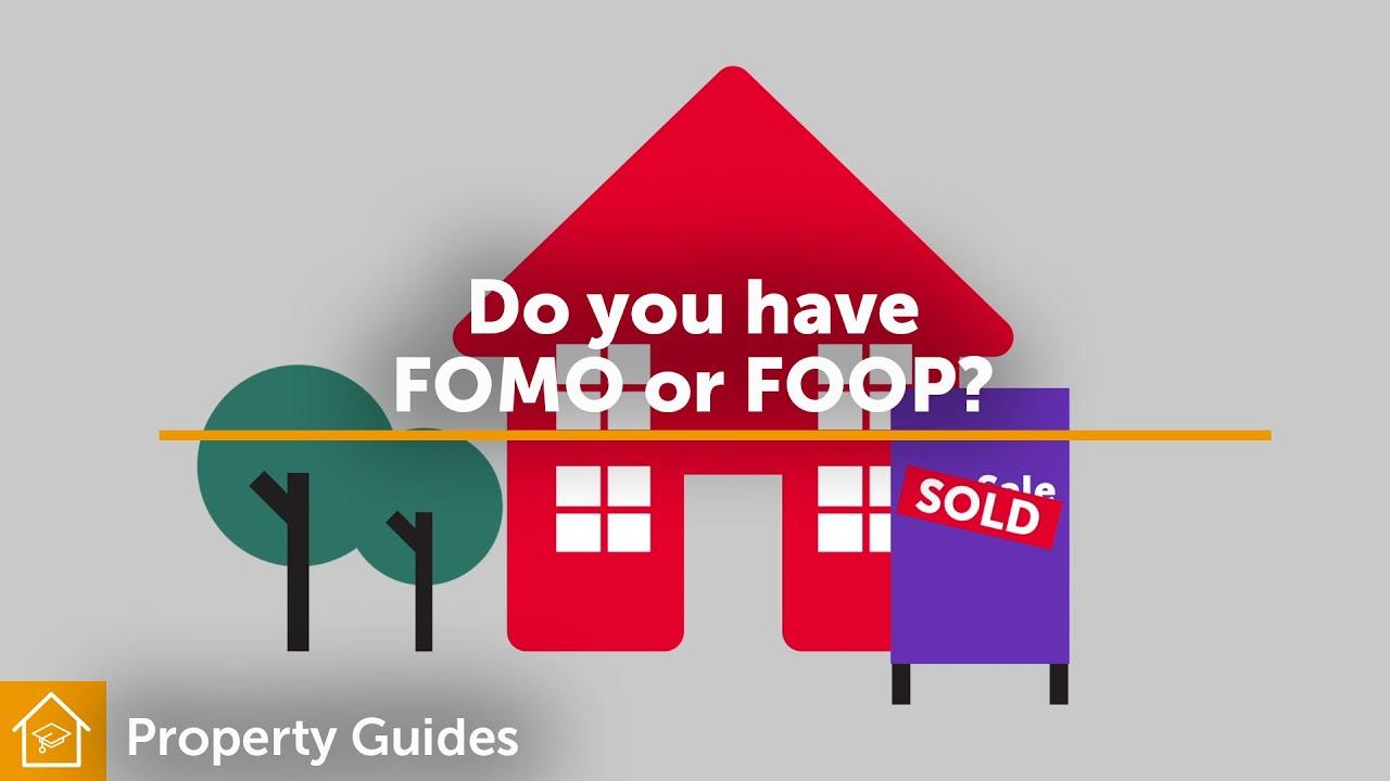 Do you have FOMO or FOOP? | Realestate.com.au