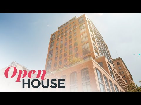 West Village Stunner Filled With Colorful Surprises and Hudson River Views | Open House TV