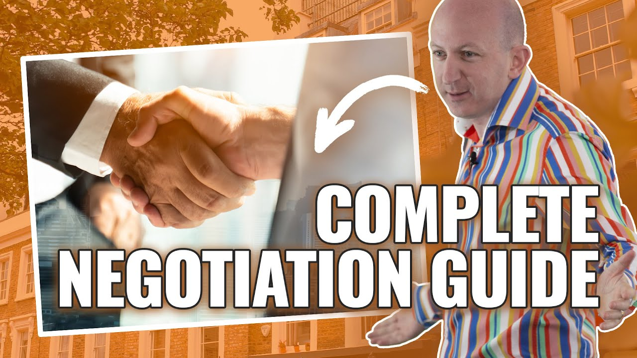 How to Perfectly Negotiate a Property Deal