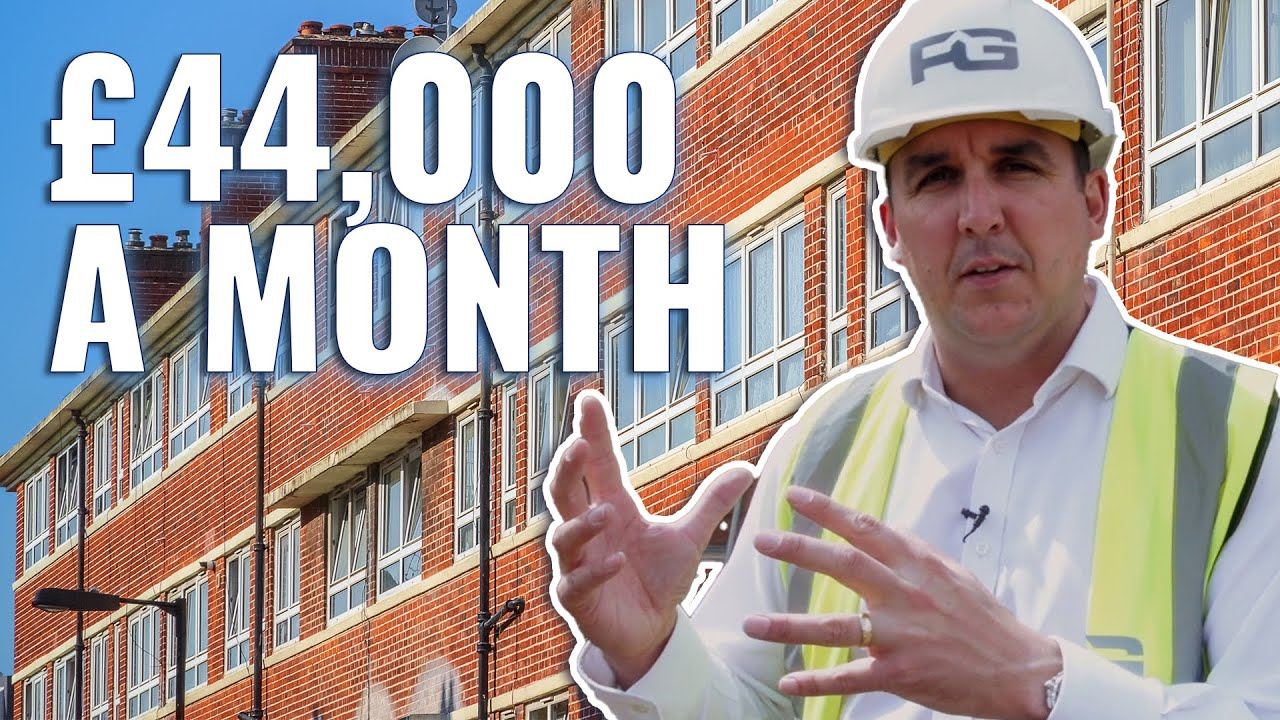 Making £44K a Month! With Just One Property Development