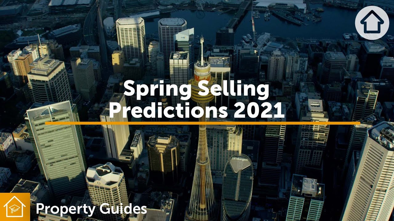 Spring Selling Predictions 2021 | Realestate.com.au