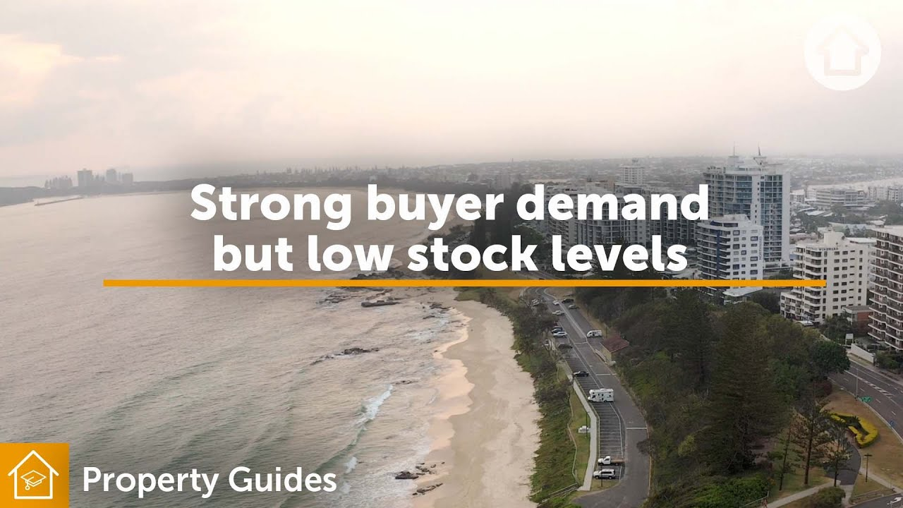 Strong buyer demand but low stock levels | Realestate.com.au