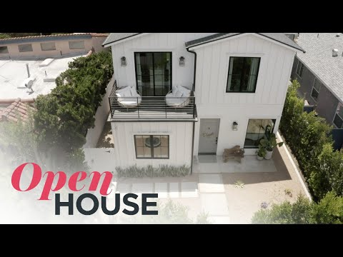 Inside Wellness Influencer, Shayna Taylor's Chic Los Angeles Home | Open House TV