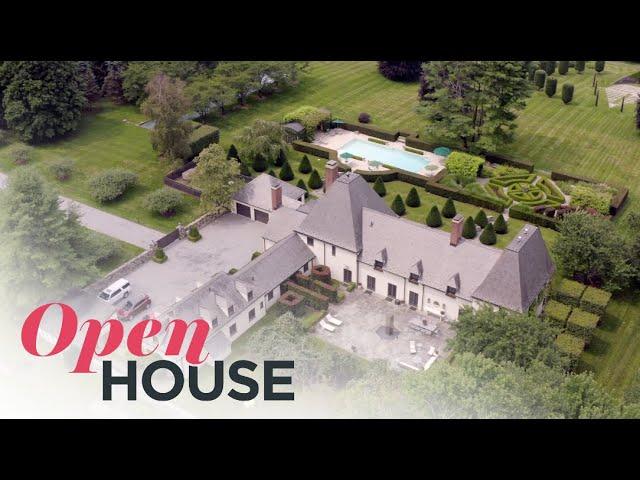 Westchester Estate of a Broadway Legend | Open House TV
