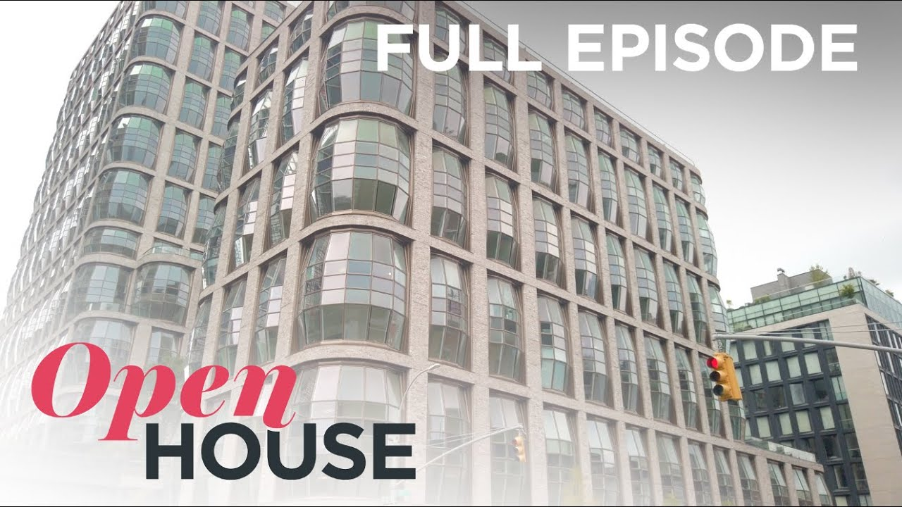 Full Show: Big Design, Small Spaces | Open House TV