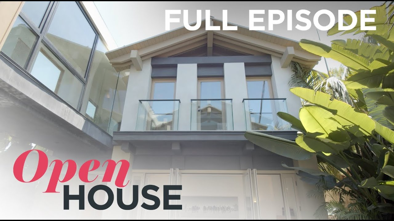 Full Show: Bright and Airy Design | Open House TV