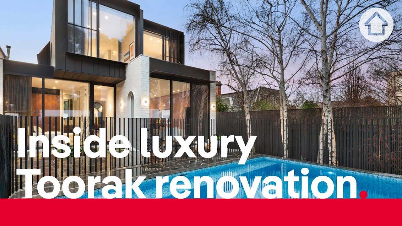 Inside a luxury Toorak renovation | Realestate.com.au