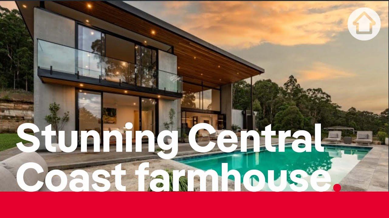 Stunning central coast farmhouse | Realestate.com.au